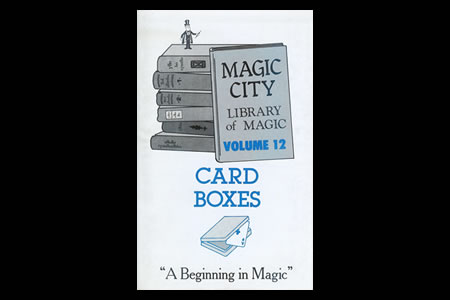 Magic City Vol.12 (Card Boxes)