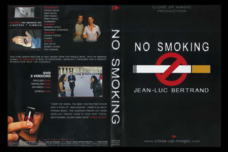 DVD No smoking