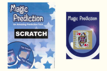 Scratch - Magic Prediction