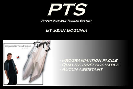 The PTS from Sean Bogunia