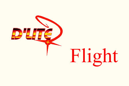 D'lite Flight Rouge