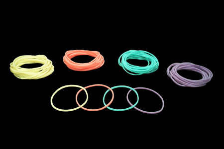 Japanesse Rubber bands