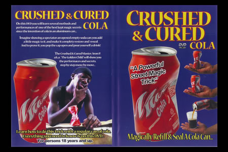 DVD Crushed & Cured Cola