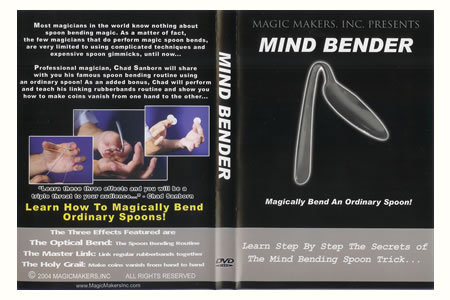 DVD 'Mind Bender'