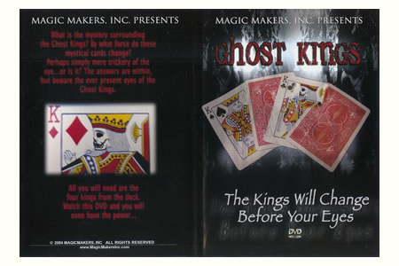 DVD Ghost Kings