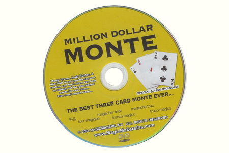 DVD Million Dollar Monte