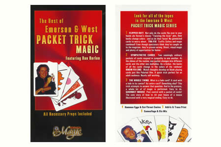 Packet Trick Magic (Vol.1)