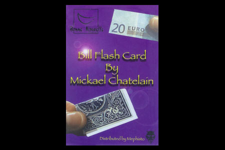 Bill Flash Card (M. Chatelain)