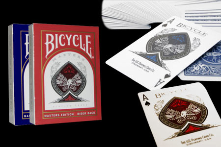 Jeu Bicycle Masters Edition