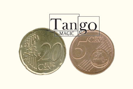Copper and Brass 20cts d'Euro