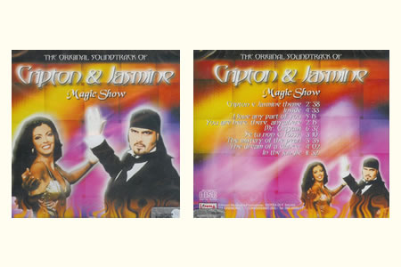 CD Cripton et Jasmine Magic show