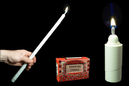 Fantasio´s Disappearing Candle