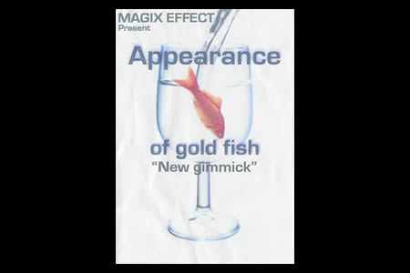 Appearance of gold fish