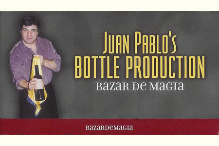 Bottle Production (J. Pablo)