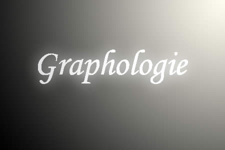 Graphologie new