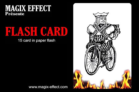 Cartas Flash Joker (lote de 15 cartas)