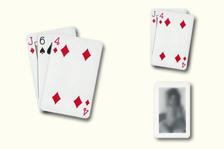 X Rated three card monte