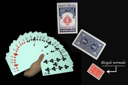 tour de magie jeux de cartes