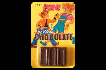 Squirt Chocolate