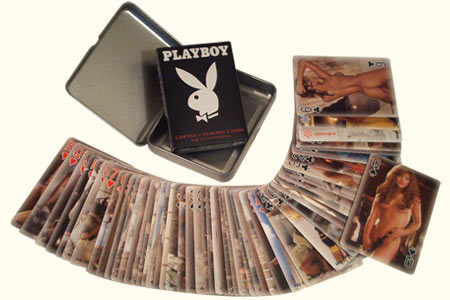 Playboy Collector BICYCLE Deck