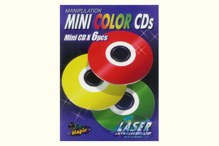 Mini Color CDs