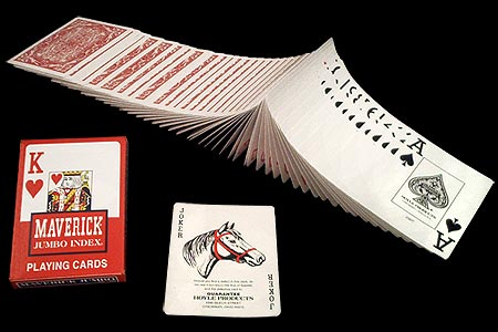 Deck Jumbo Maverick Deck Jumbo Index