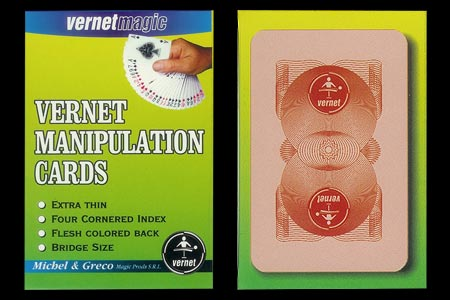 Manipulation Vernet Cards