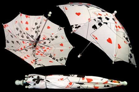 Playing Cards Umbrella (Tora)