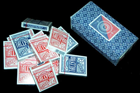 TALLY-HO Circle Deck Pack