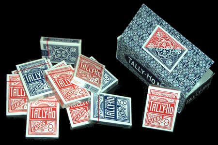 TALLY-HO Fan Deck Pack