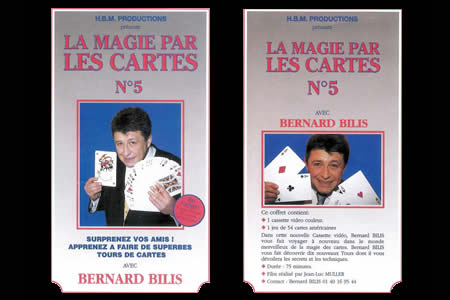 DVD La Magia de las cartas (Vol.5)