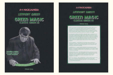 DVD Green magic - Classic Green 3