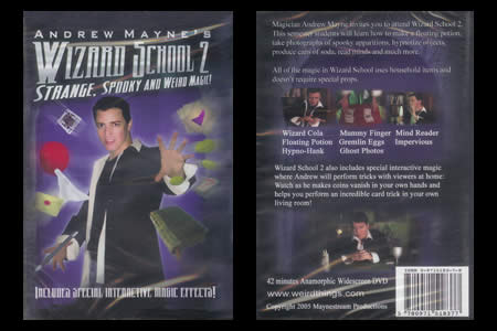 DVD Wizard school vol.2 (A. Mayne)