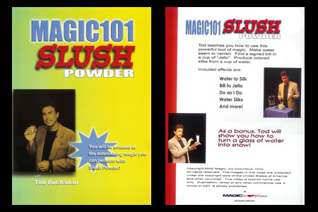 DVD Magic 101 - Slush Powder