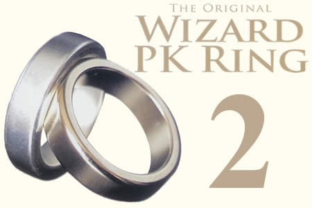 Wizard PK Ring Bandstyle Gold (Petite)