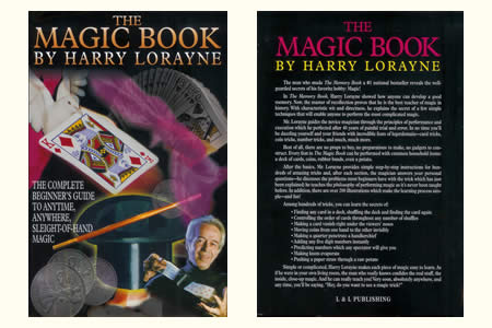 The Magic book by Harry Lorayne