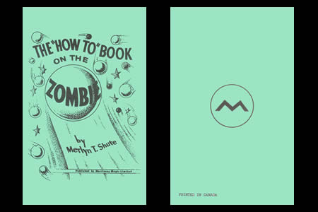 The ''How To'' Book of the Zombie