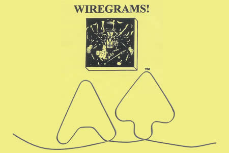 WireGram Ace of Spades