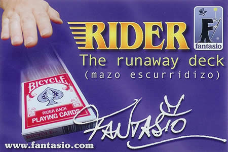 Rider (The runaway deck)