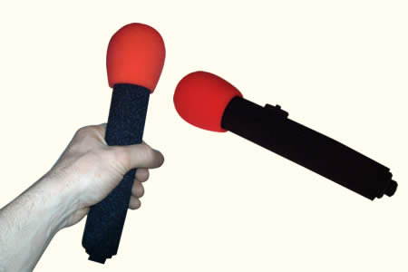 The Sponge microphone