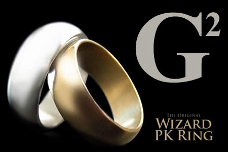 Wizard PK ring G2 - Silver (18 mm)