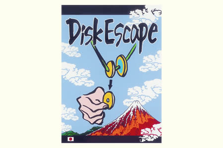 Disco a través de la cuerda -Disk escape rope- (K