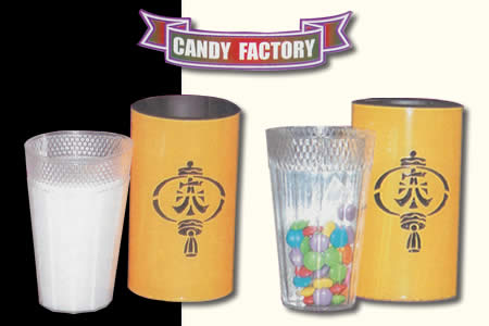 Sugar to Candy Glass